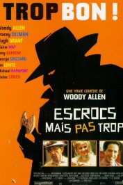 background picture for movie Escrocs mais pas trop
