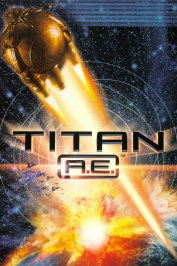 background picture for movie Titan a.e.