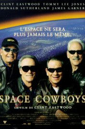 background picture for movie Space Cowboys