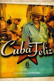 background picture for movie Cuba feliz