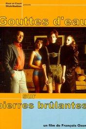 background picture for movie Gouttes d'eau sur pierres brûlantes