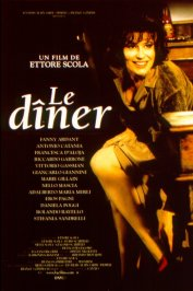 background picture for movie Le dîner
