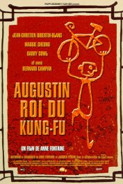 background picture for movie Augustin, roi du kung-fu