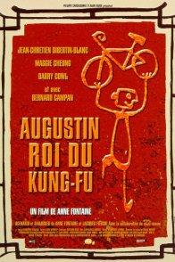 Affiche du film : Augustin, roi du kung-fu