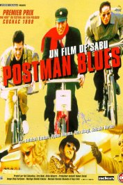 background picture for movie Postman blues