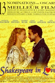 Affiche du film : Shakespeare in love