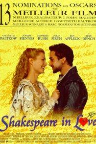Affiche du film : Shakespeare in love