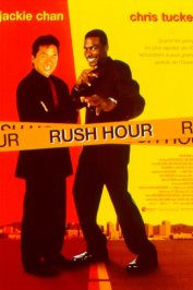 background picture for movie Rush hour