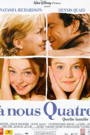 background picture for movie A nous quatre (quelle famille...)