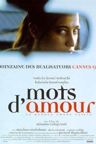 Affiche du film : Mots d'amour
