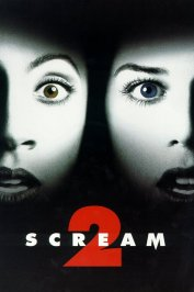 background picture for movie Scream 2