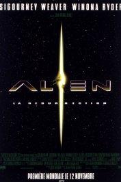 background picture for movie Alien, La Résurrection