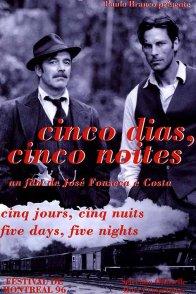 Affiche du film : Cinq jours cinq nuits