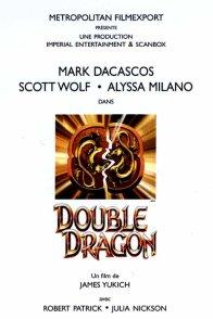 Affiche du film : Double dragon