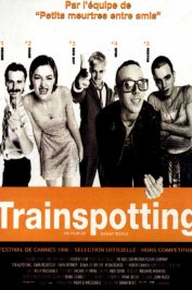 background picture for movie Trainspotting