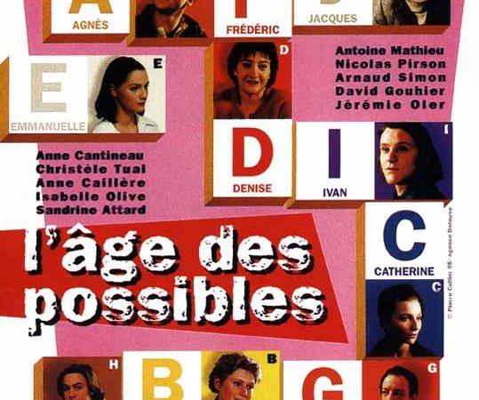 Photo du film : L'age des possibles