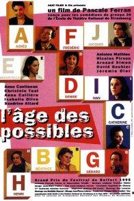 Affiche du film : L'age des possibles