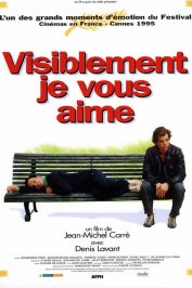 background picture for movie Visiblement je vous aime