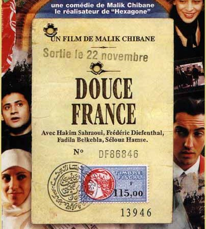 Photo du film : Douce france