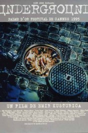 background picture for movie Underground