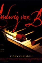 background picture for movie Ludwig van b