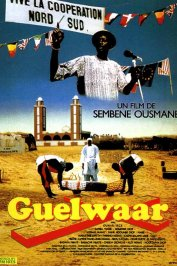 background picture for movie Guelwaar