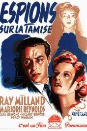 background picture for movie Espions sur la tamise