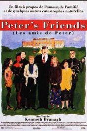 background picture for movie Peter's friends