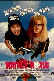 background picture for movie Wayne's world