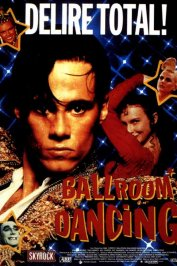 background picture for movie Ballroom dancing