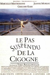 background picture for movie Le pas suspendu de la cigogne