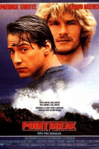 Affiche du film : Point break, extrême limite