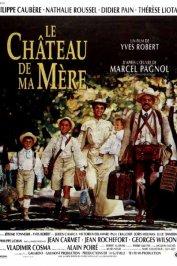 background picture for movie Le château de ma mère