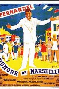 Affiche du film : Honore de marseille