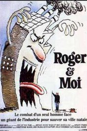 background picture for movie Roger et moi
