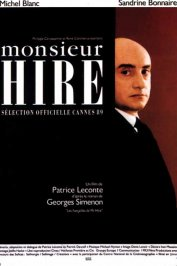 background picture for movie Monsieur Hire