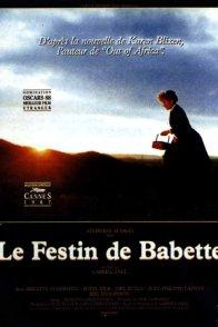 Affiche du film : Le festin de babette