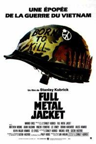 Affiche du film : Full Metal Jacket
