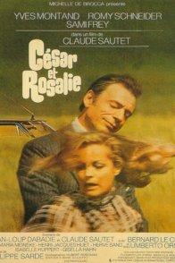 Affiche du film : César et Rosalie