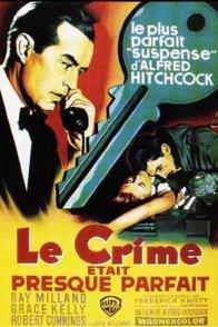 Affiche du film : Le Crime etait presque parfait