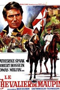 Affiche du film : Le chevalier de maupin