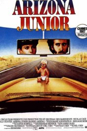 background picture for movie Arizona junior