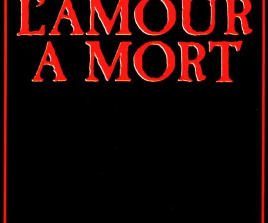 Photo du film : L'amour a mort