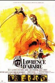 Affiche du film : Lawrence d'Arabie