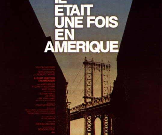 Photo du film : Il était une fois en Amérique