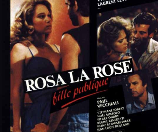 Photo du film : Rosa la rose, fille publique