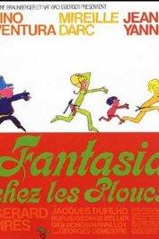 background picture for movie Fantasia chez les ploucs