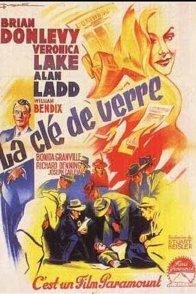 Affiche du film : La cle de verre
