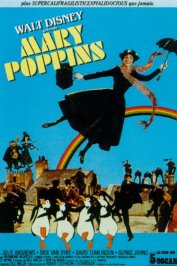 background picture for movie Mary Poppins