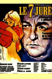 background picture for movie Le septième juré